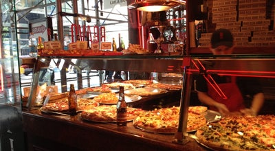 Photo of Italian Restaurant Bravo Pizza at 6 E 42nd St, New York, NY 10017, United States
