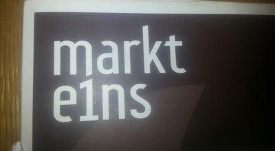 Photo of Cafe Markt Eins at Markt 1, Esslingen am Neckar, Germany