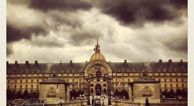Photo of Plaza Place des Invalides at Place Des Invalides, Paris 75007, France