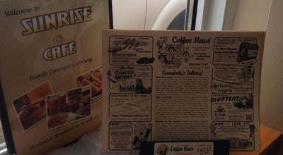 Photo of Breakfast Spot Sunrise Cafe at 136 Bunting Rd, St. Catharines, ON L2P 3G5, Canada