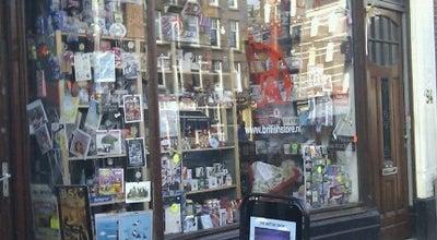 Photo of Grocery Store British General Stores at Eerste Constantijn Huygensstraat 94, Amsterdam 1054 BX, Netherlands