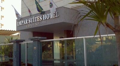 Photo of Hotel Ímpar Suítes at R. Artur De Sá, 309, Belo Horizonte 31170-710, Brazil