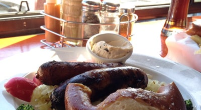 Photo of German Restaurant Brotzeit Lokal at 1000 Embarcadero, Oakland, CA 94606, United States