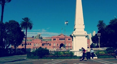 Photo of Plaza Plaza de Mayo at Av. Rivadavia 400, Buenos Aires, Argentina