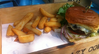 Photo of Steakhouse The Lazy Cow at 10 Theatre St, Warwick CV34 4DP, United Kingdom