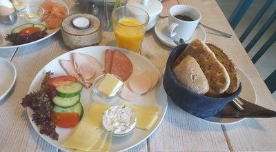 Photo of Scandinavian Restaurant Cafe Saltkråkan at Große Bergstr. 191, Hamburg 22767, Germany