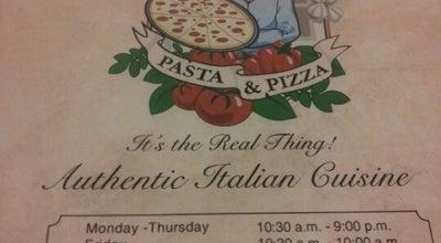 Photo of Italian Restaurant Mamma Mia! Pasta & Pizza at 708 Laura Duncan Rd, Apex, NC 27502, United States
