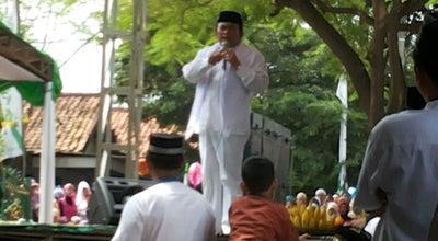 Photo of Mosque Masjid Agung Al-Ikhlas Pondok Cabe Ilir at Pondok Cabe Ililr 1, Pamulang, Indonesia