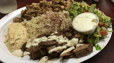Photo of Middle Eastern Restaurant Alina's Lebanese Cuisine at 2250 S Archibald Ave, Ontario, CA 91761, United States