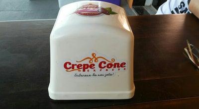 Photo of Creperie Crepe Cone at Salgado Filho, Brazil