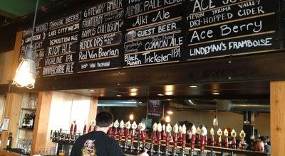 Photo of Pub Elliott Bay Public House & Brewery at 12537 Lake City Way Ne, Seattle, WA 98125, United States