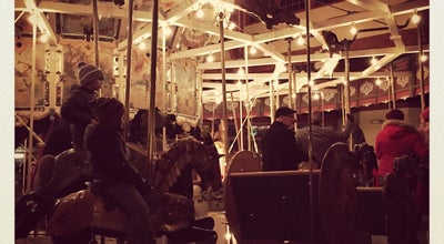 Photo of Historic Site Herschell Spillman Co. Carousel at Greenfield Village, Dearborn, MI 48124, United States