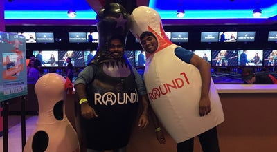 Photo of Bowling Alley Round1 Bowling & Amusement at Grapevine Mills Parkway, Grapevine, TX, United States