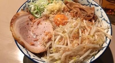 Photo of Ramen / Noodle House 麺ぐるい at 中央1-20-2, 上越市, Japan