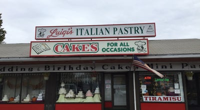Photo of Bakery Luigi's Italian Pastry at 4090 Main St, Bridgeport, CT 06606, United States
