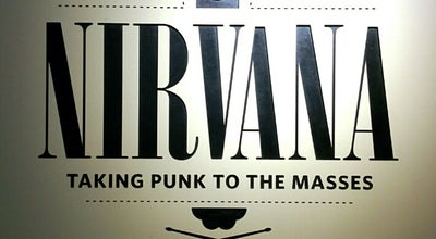 Photo of Museum Nirvana: Taking Punk To The Masses Exhibit at Seattle, WA, United States