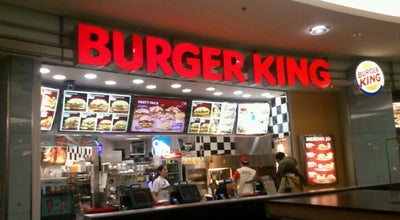 Photo of Fast Food Restaurant Burger King at Árkád, Budapest 1106, Hungary