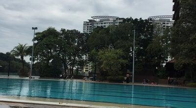 Photo of Pool swimming pool @ holiday villa hotel at Holiday Villa Hotel & Suites, Subang Jaya 47500, Malaysia