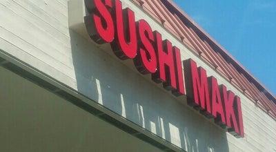 Photo of Sushi Restaurant Sushi Maki at 15710 1st Ave S, Burien, WA 98148, United States