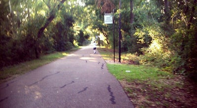 Photo of Trail Longleaf Trace Gateway @ USM at 2895 W 4th St, Hattiesburg, MS 39401, United States