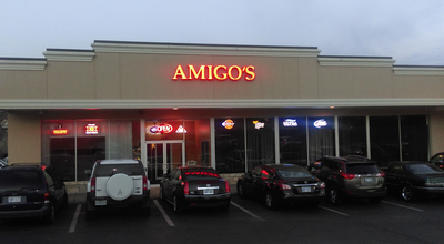 Photo of Mexican Restaurant Amigos Grill & Cantina at 2737 S 47th St, Kansas City, KS 66106, United States