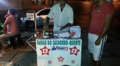 Photo of Food Truck Farias do Cachorro Quente at Prc. 2 De Julho, Jacobina 44700-000, Brazil