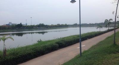 Photo of Park หนองประจักษ์ศิลปาคม at Udon Thani, Thailand