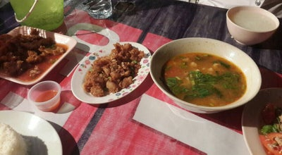 Photo of Diner นายห่อไข่ ข้าวต้มโต้รุ่ง at ปากซอยเอแบค, Bangna, Thailand