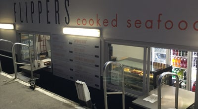 Photo of Fish and Chips Shop Flippers at 1 Constitution Wharf, Hobart, Ta 7000, Australia