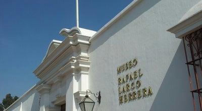 Photo of History Museum Museo Larco at Avenida Bolivar 1515, Lima Lima 21, Peru