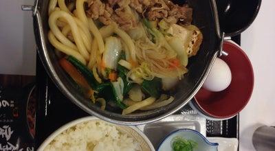Photo of Diner すき家 40号稚内大黒店 at 大黒2丁目6-24, 稚内市, Japan