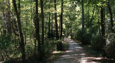 Photo of Trail Al Buehler Cross Country Trail at Cameron Blvd, Durham, NC, United States