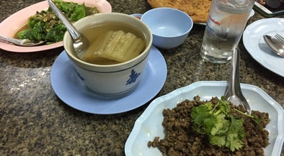 Photo of Asian Restaurant เห็นแล้วหิว at Maharaj, Wat Mai 22000, Thailand
