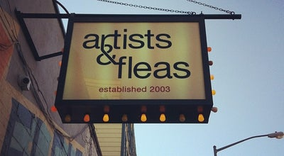 Photo of Flea Market Artists and Fleas at 70 N 7th St, New York, NY 11211, United States
