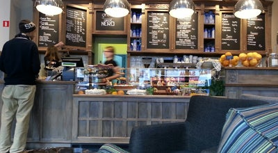 Photo of Coffee Shop Green Caffé Nero at Chmielna 32, Warszawa, Poland