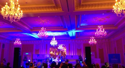 Photo of Hotel Fairmont Grand Hotel Kyiv at Вул. Набережно-хрещатицька, 1а, Kyiv 04070, Ukraine