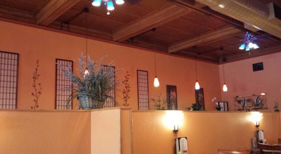 Photo of Korean Restaurant Silk Road Cafe at 12 W Main St, Vermillion, SD 57069, United States