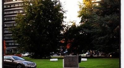 Photo of Park Katarinaplein at Hasselt, Belgium