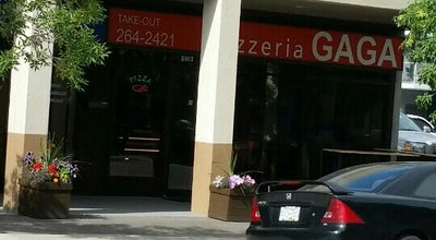 Photo of Pizza Place Gaga Pizzeria at 1236 12 Ave Sw, Calgary, AB, Canada