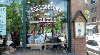 Photo of Bagel Shop Collegetown Bagels at 415 College Ave, Ithaca, NY 14850, United States