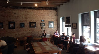 Photo of Coffee Shop Nimba Cafe at 762 Franklin Avenue, Brooklyn, NY 11238, United States