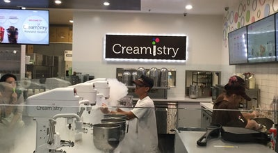 Photo of Ice Cream Shop Creamistry at 1390 Fullerton Rd, Rowland Heights, CA 91748, United States