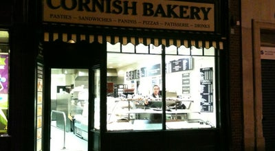 Photo of Bakery The Cornish Pasty Bakery at 6 Coney Street, York YO1 9NA, United Kingdom