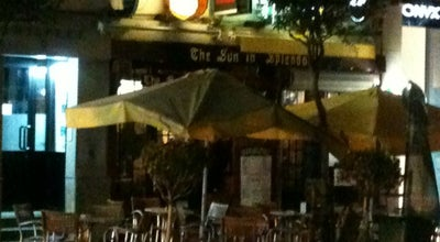 Photo of Beer Garden Sun In Splendour at Ross Street, St Julian's, Malta