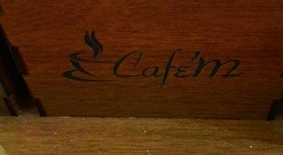 Photo of Cafe Cafem Cafe at Muhsin Yazıoğlu Cad. Alaaddin Mh, Konya 42400, Turkey