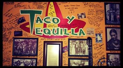 Photo of Mexican Restaurant Taco y Tequilla at R. Filipe Alistão, 75, Faro, Portugal