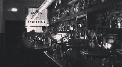 Photo of Speakeasy Attaboy at 134 Eldridge St, New York, NY 10002, United States