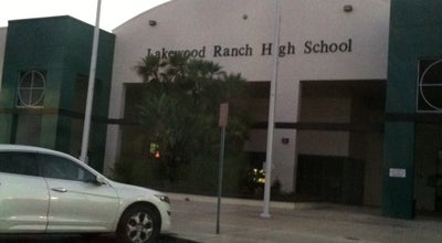 Photo of High School Lakewood Ranch High School at 5500 Lakewood Ranch Blvd, Bradenton, FL 34211, United States