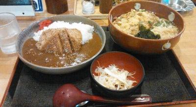 Photo of Japanese Restaurant 手打ちうどん総本家 得得 at 三津屋南6-19, 西条市, Japan