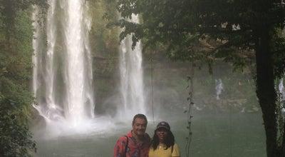 Photo of National Park Cascada Misol-Ha at Mexico